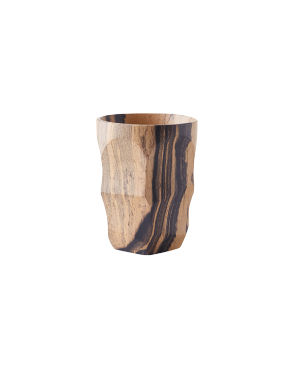EBONY TEA CUP